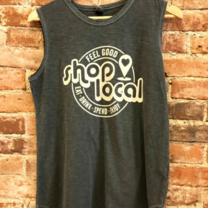 'Shop Local' Sleeveless (More Colors)
