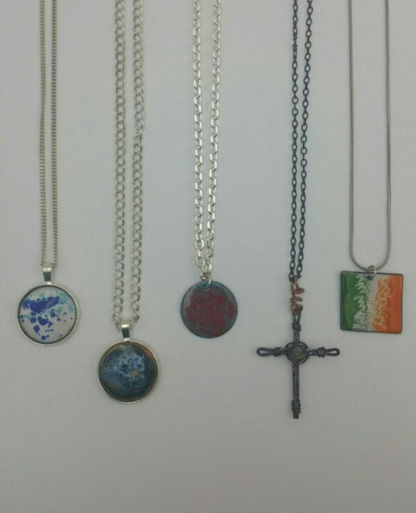 Necklaces by Lori Kidd