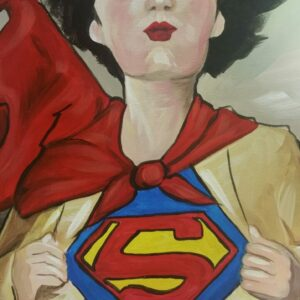 Women Empowered acrylic painting by Deb Weiser