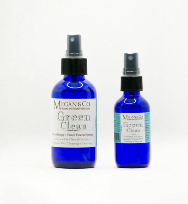 Green Clean Aromatherapy Spritzer