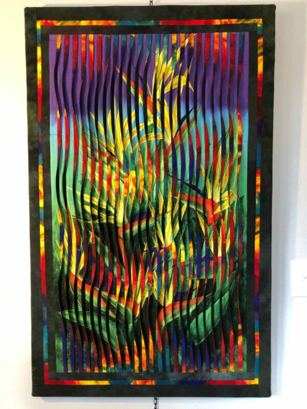 Paradise II in Fabric by Don Dixson