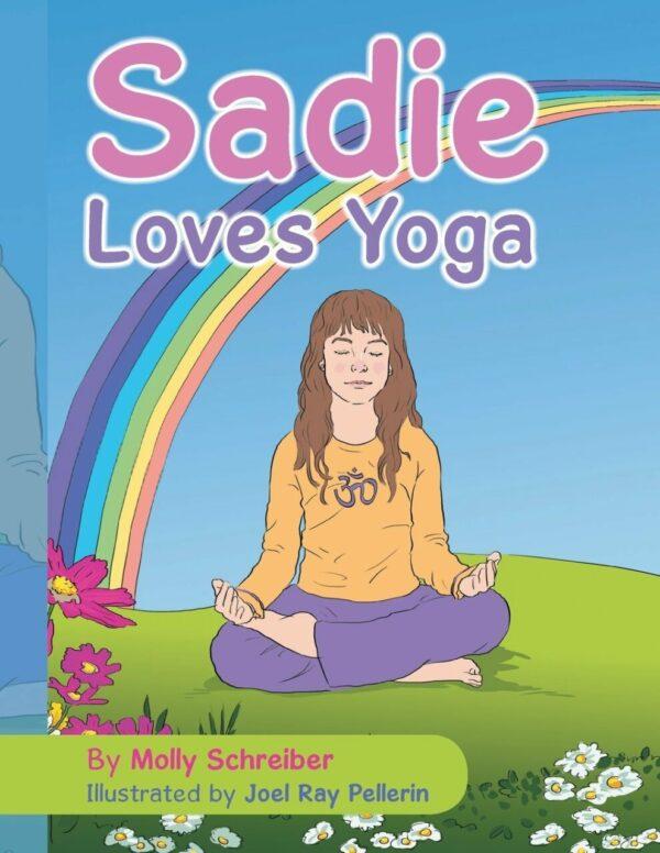 Sadie Loves Yoga Book
