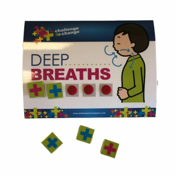 Deep Breath – tool for children to calm