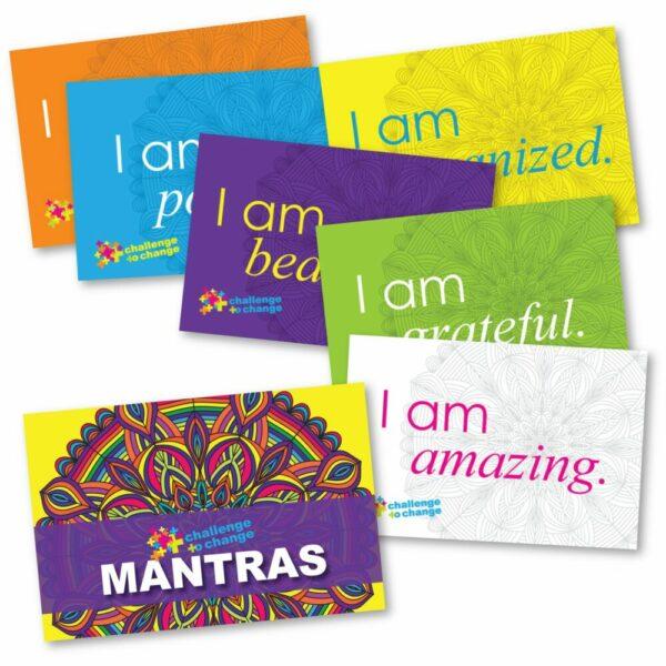 Mantras Card Deck