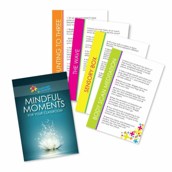 Mindful Moments Card Deck