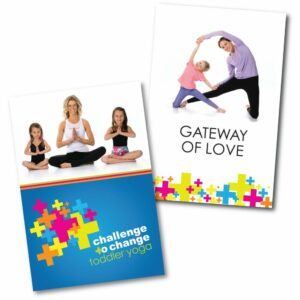 Toddler Yoga Card Deck
