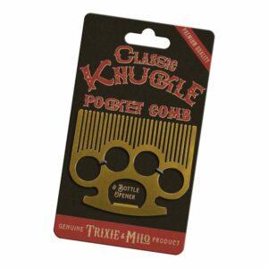Classic Knuckle Pocket Comb