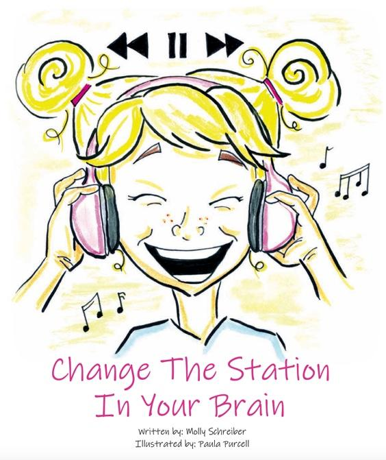 Change the Station in your Brain Children's Book
