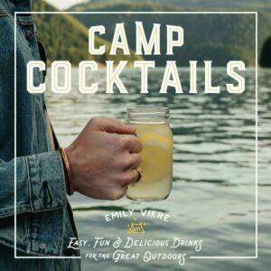 Camp Cocktails Book