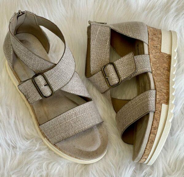 Drai Sandals-Sand