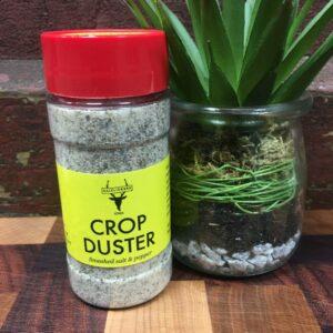 Crop Duster Seasoning