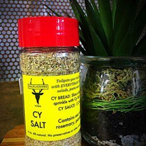 Cy Salt Seasoning
