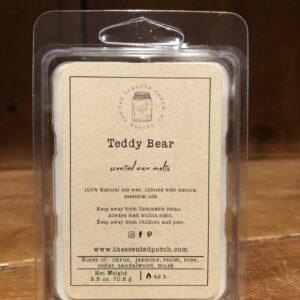 Teddy Bear Wax Melt