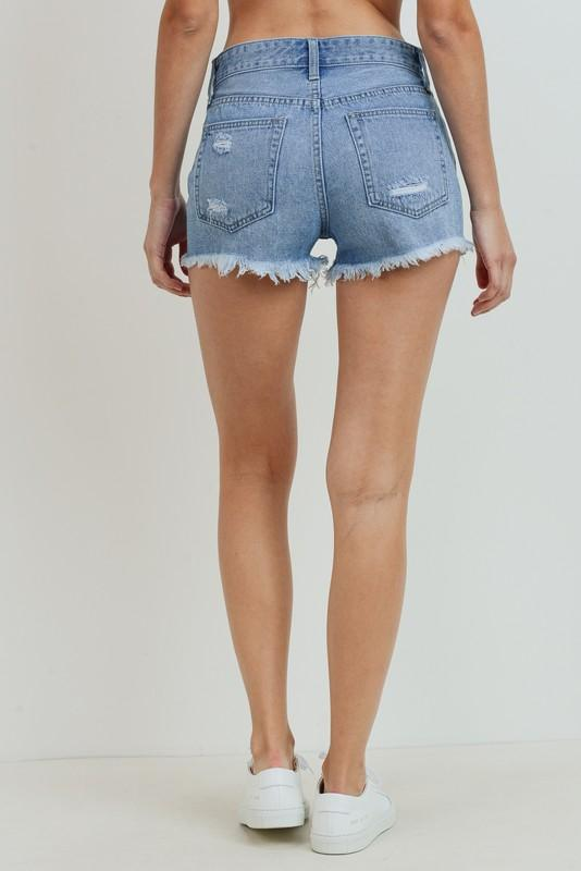 Just Button Down Shorts