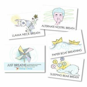 Just Breathe Card Deck
