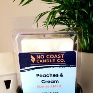 Peaches & Cream Wax Melt