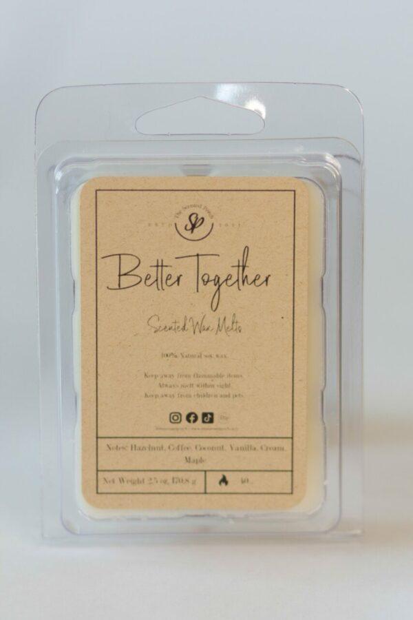 Better Together Wax Melt