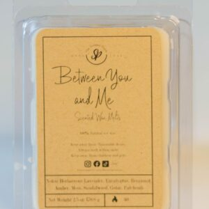 Between You and Me Wax Melt