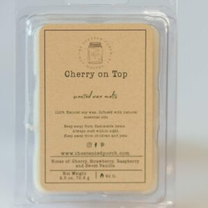 Cherry on Top Wax Melt