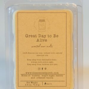 Great Day to Be Alive Wax Melt