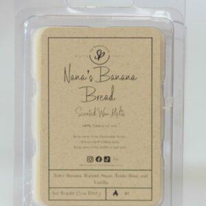 Nana's Banana Bread Wax Melt