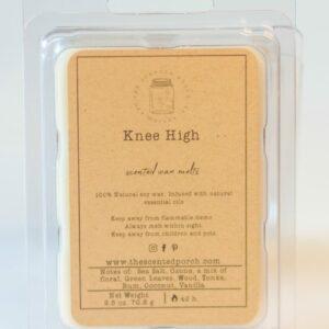 Knee High Wax Melt