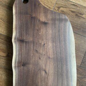 Black Walnut Cutting Board | Free Engraving