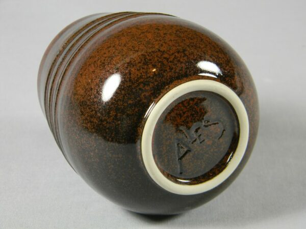 Stemless Wine Glass (Brown)