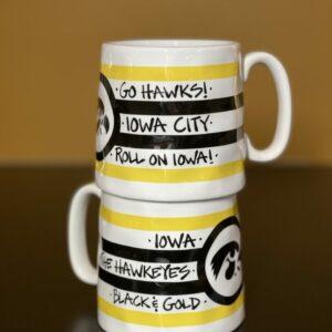 Iowa Hawkeye Coffee Mug