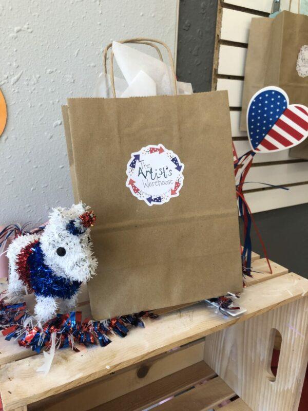 Fourth of July Art Kit