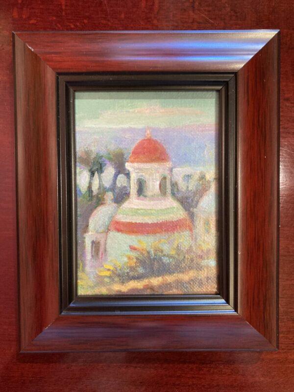 Paintings by Nancy Lindsay