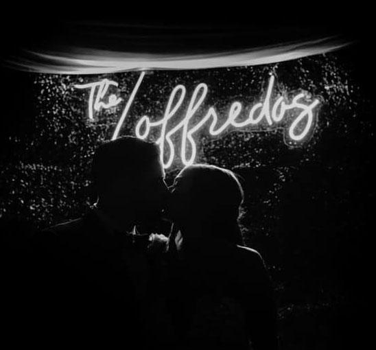 LED Neon Wedding Sign