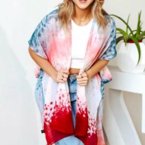 Watercolor Kimono (More Colors)