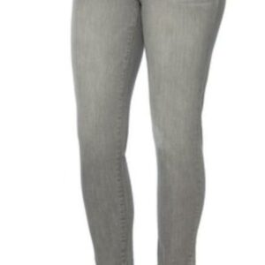 Democracy Ankle Length Jeans-Grey