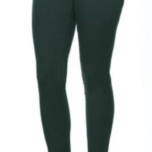 Democracy Ankle Length Jeans-Tekking Green