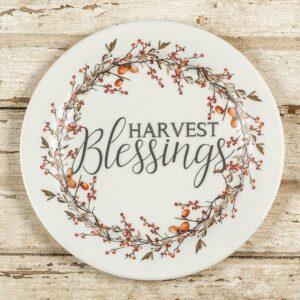 Harvest Blessings Plate