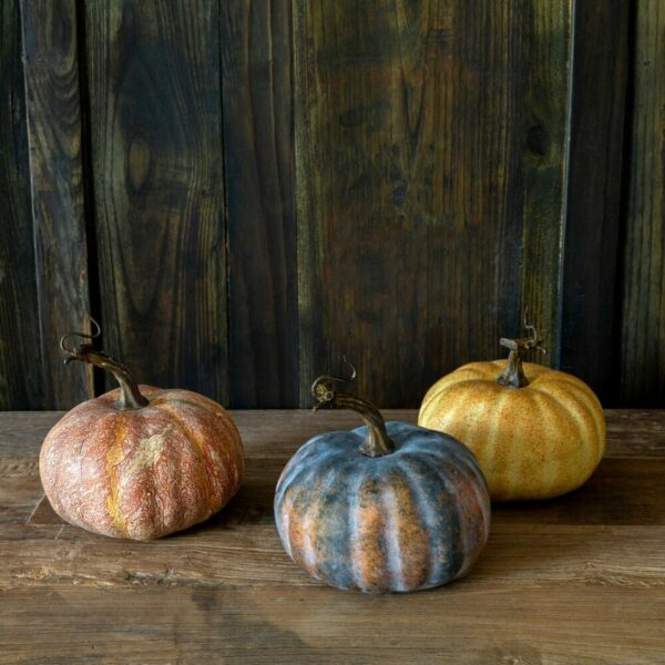 Autumn Garden Pumpkin