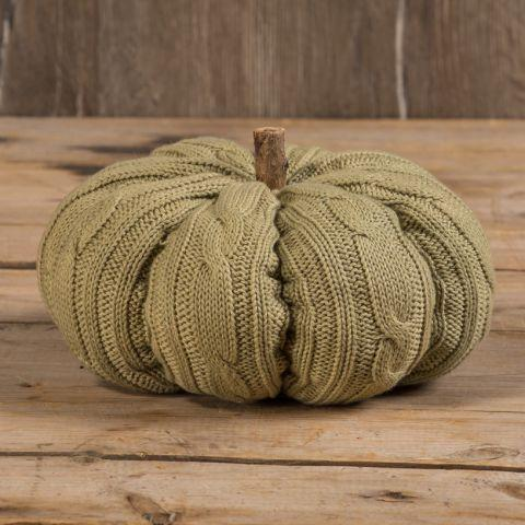 Parchment Knit Pumpkin