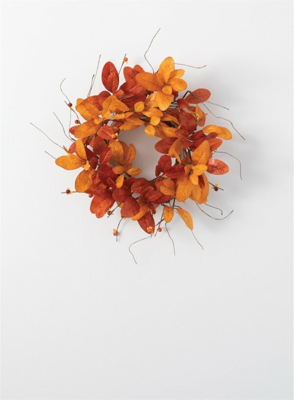 Laurel Bittersweet Wreath