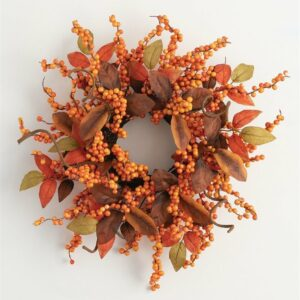 Berry Accent Wreath