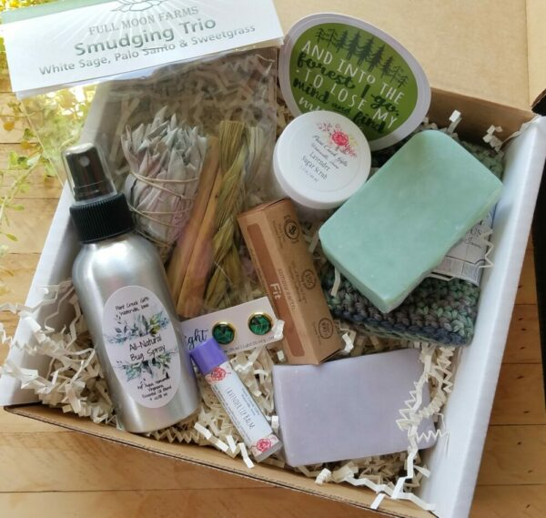 Nature Lovers Gift Box