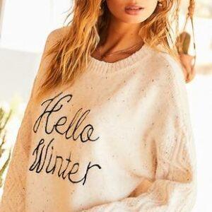 Hello Winter Sweater
