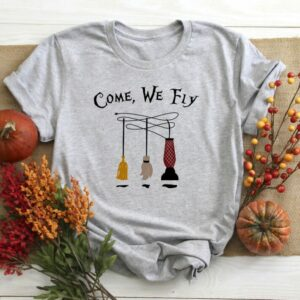 Come We Fly Tee