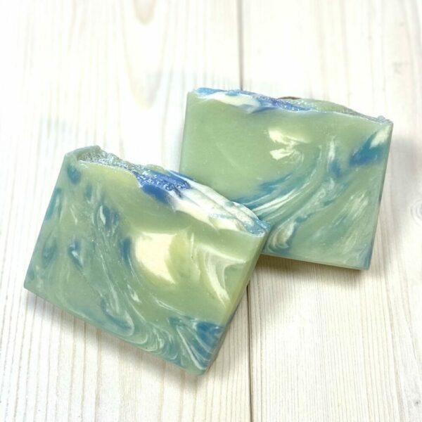 Sea Spray Silk Artisan Soap