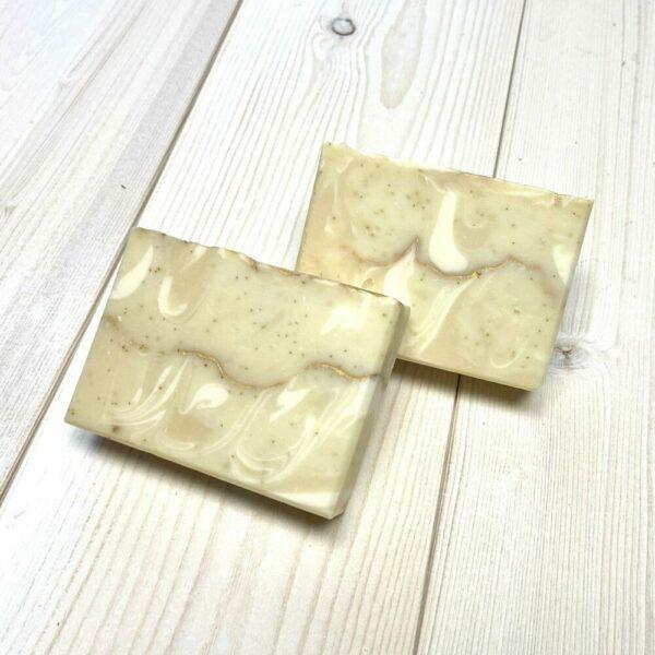 Vanilla Bean Silk Artisan Soap