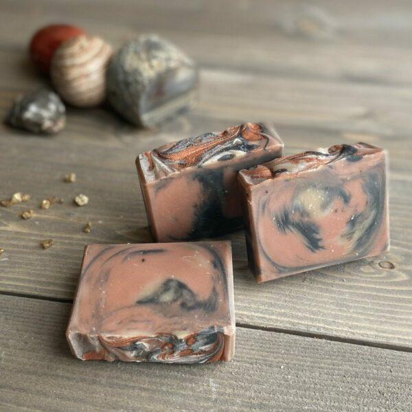Ancient Amber Artisan Soap