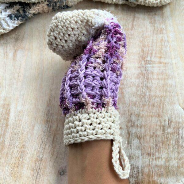 Soap Scrub Glove