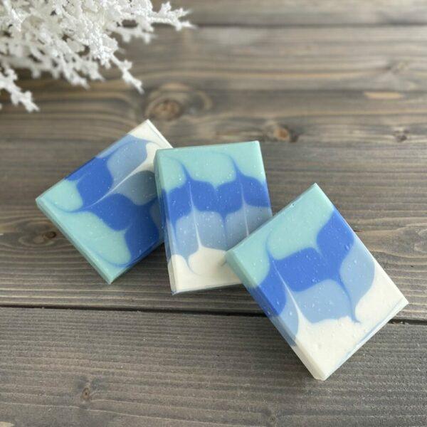 Blue Lotus Silk Artisan Soap