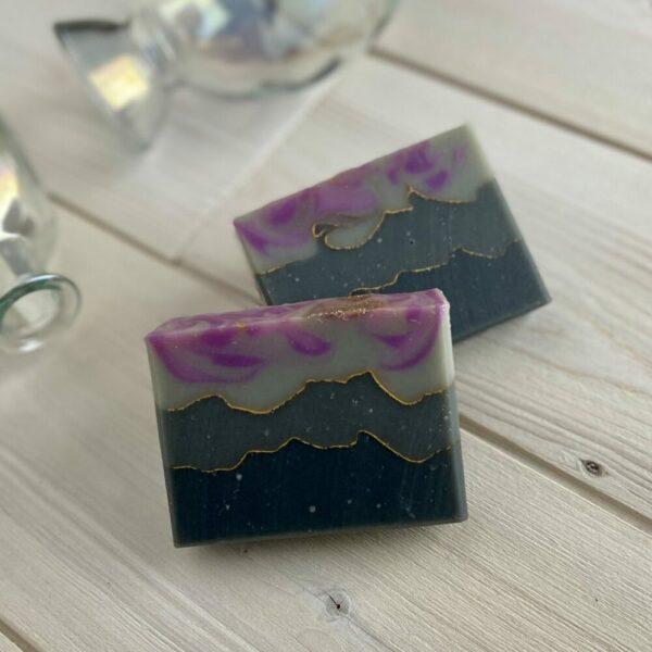Bramble Berry Silk Artisan Soap