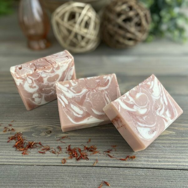 Sandalwood Silk Artisan Soap